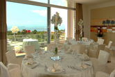 Banqueting and events: Room Belvedere