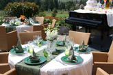 "Banqueting and events: ""Il Pirlàr"" terrace"