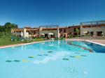 "Arlecchino"" swimming pool"