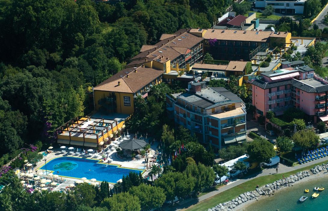 Parc hotel gritti bardolino lago di garda - Hotel lago garda piscina coperta ...